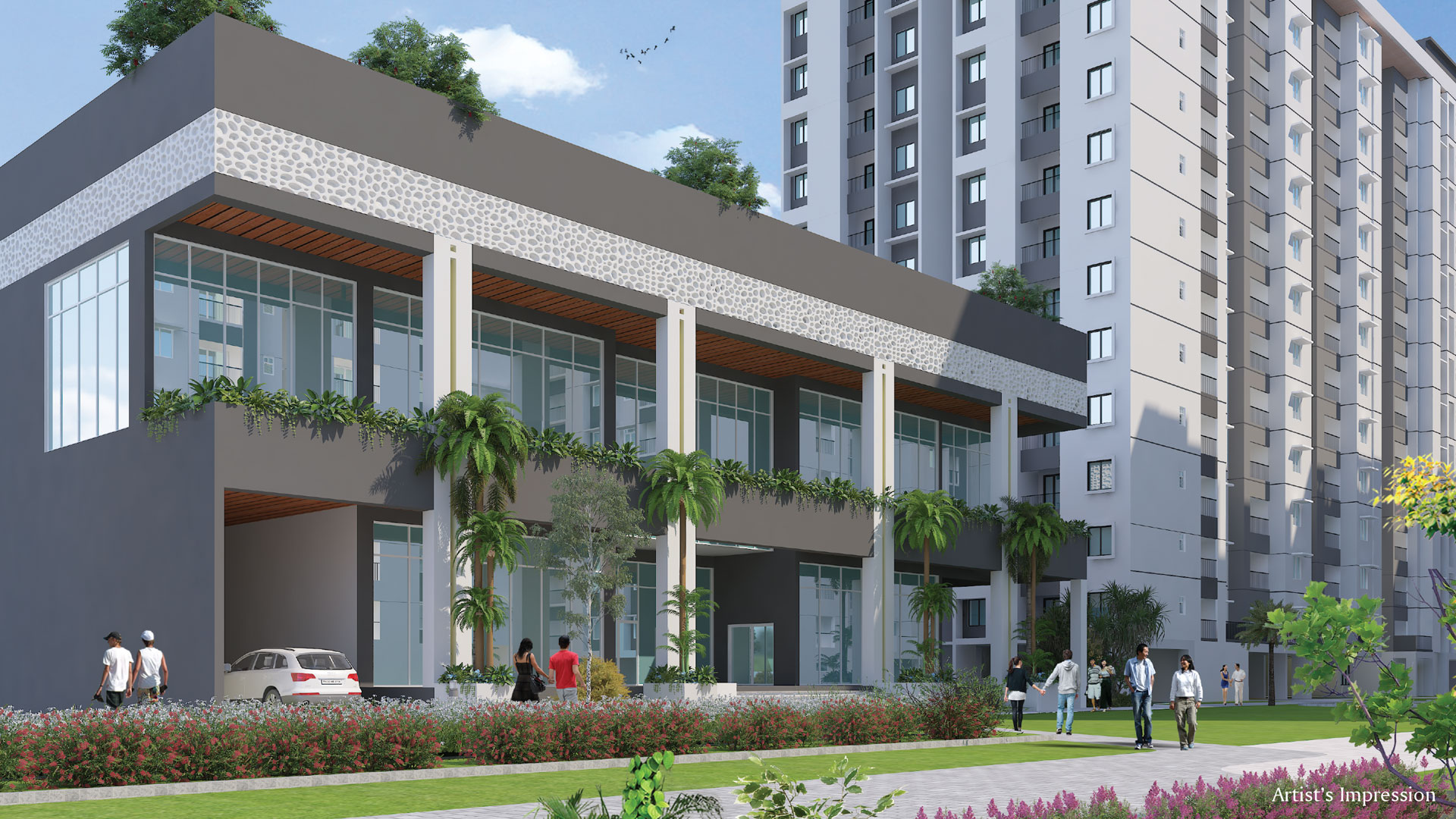 Prestige Windsor Park - Residential Project in Chennai