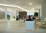 Prestige Ferns Residency - Ground Floor Lobby