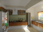 Prestige Ferns Residency - Kitchen