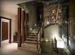 Prestige Golfshire - Staircase with a Bar Setting