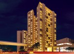 Prestige Hillside Gateway - Night View