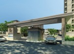 Prestige Hillside Gateway - Villa Entry