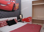 Prestige Lakeside Habitat, 3 Bedroom Interiors - Kids Bedroom with Wardrobe