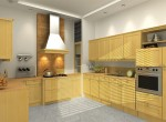 Prestige Leela Residences - Kitchen
