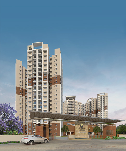 1/2/3 BHK Apartments For Sale In Electronics City Phase 1