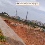PRR: Internal Road work in progress