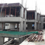 TOWER2-3rdFLOOR SLAB SHUTTERING WORK
